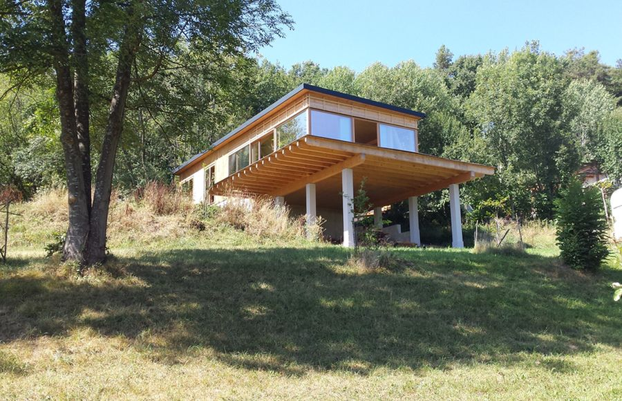 Wohnhaus Wiesfleck