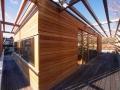 Wohnhaus Gaaden Ansicht Balkon
