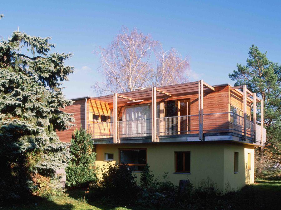 Wohnhaus Gaaden Ansicht Straße