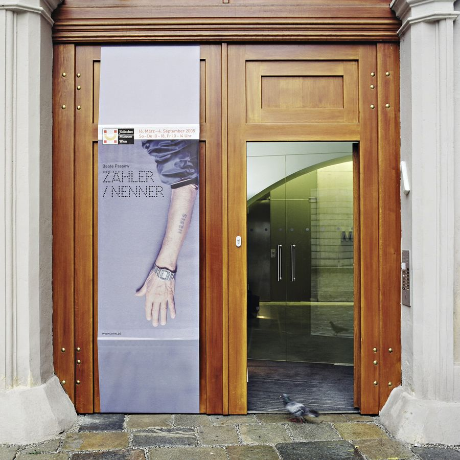 ausstellung jüdisches museum im misrachihaus